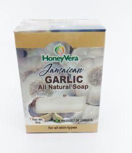 garlic soap