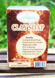 Clay Soap